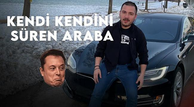 Amerikalı Türk'ün Tesla İle İmtihanı
