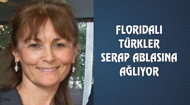 Florida'da Serap Odabaş Yiğit Hayatını Kaybetti