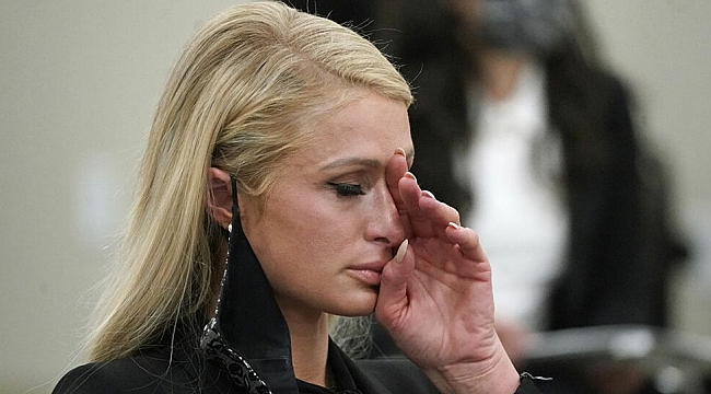 Paris Hilton, Yatılı Okulda İstismara Uğramış!