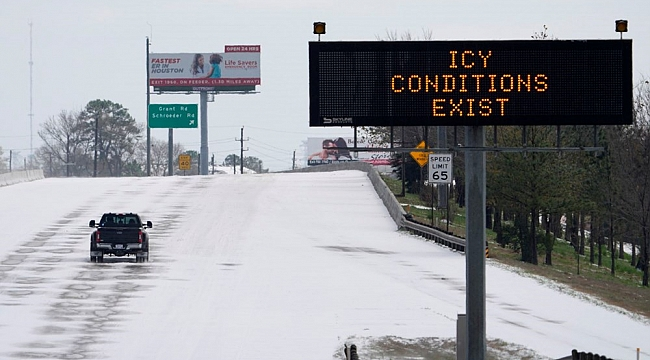 Teksas'ta Elektrik Kesintisi Devam Ediyor