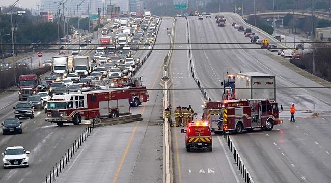 Teksas'ta Zincirleme Kaza: 5 Ölü, 30 Yaralı