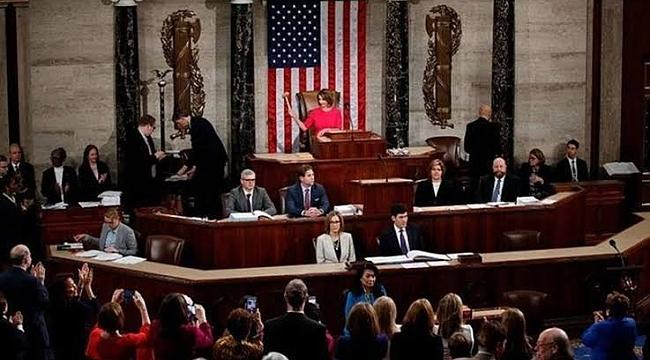 Temsilciler Meclisi Biden'ın Paketini Kabul Etti