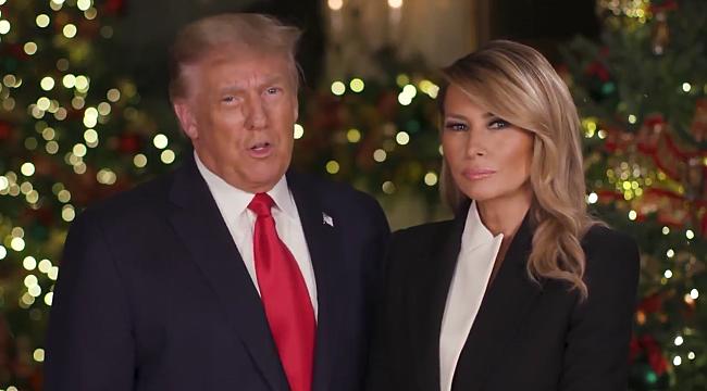 Trump Çifti, İlk Kez Bir Arada