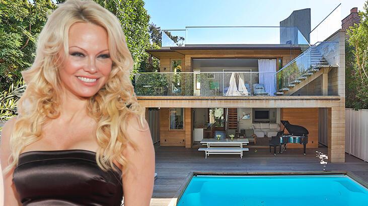 Pamela Anderson lüks evini satışa çıkardı