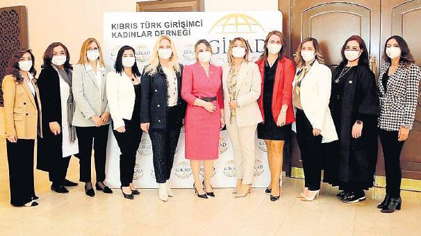 Yavru Vatan'ın girişimci kadınları