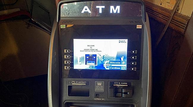 ABD'de Bitcoin ATM'leri Yaygınlaşıyor