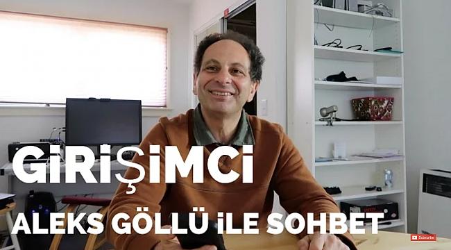 ABD'de Girişimci Bir Türk: Aleks Göllü