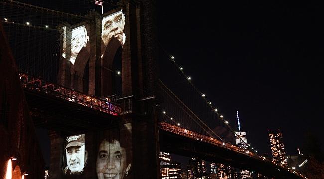 Brooklyn Köprüsünde 30 bin Corona Kurbanı