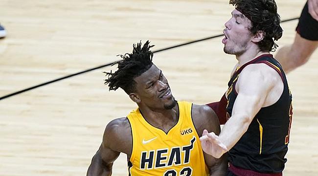 Cleveland, Miami'ye mağlup oldu