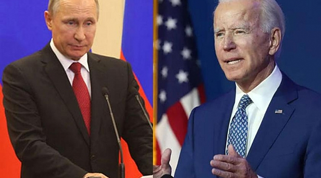 Joe Biden: 'Putin Bir Katil!'