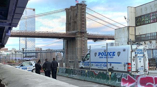 Bir Kadın Cinayeti de Brooklyn'de