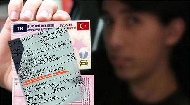 New York'ta Türk Ehliyet Süresi Kaç ay?