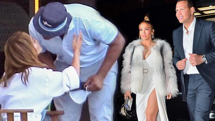 Jennifer Lopez-Alex Rodriguez'den açıklama: Ayrıld