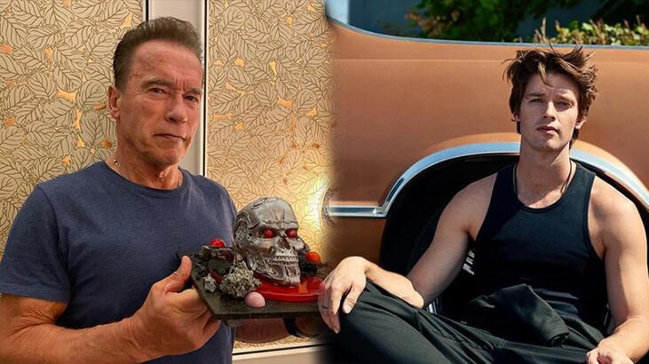 Patrick Schwarzenegger: Babam kendini 'Terminatör'