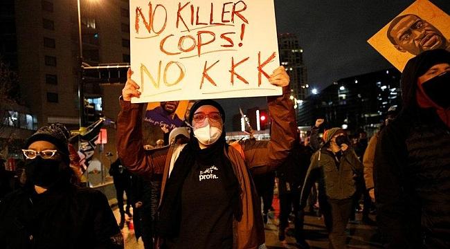 ABD Polisinin Bu Kaçıncı Hatası!