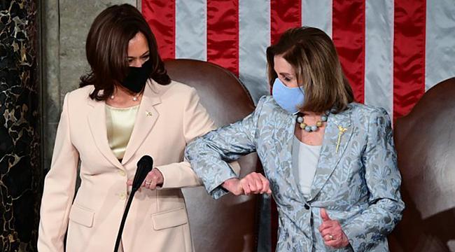 ABD Siyasetinde Kadınların Gücü...
