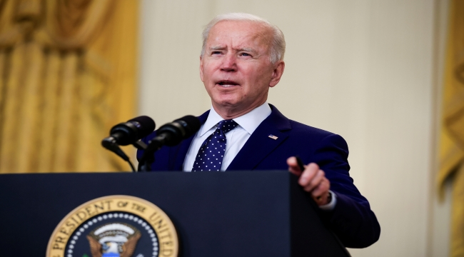 'America is on the move again': Biden to tell Congress, Americans