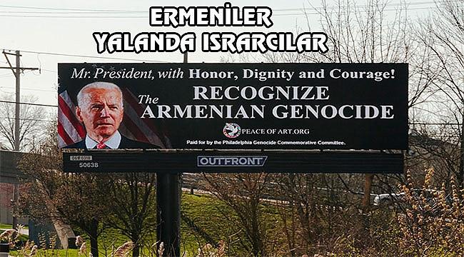 Amerika'da Ermenilerden Yeni Provakasyon