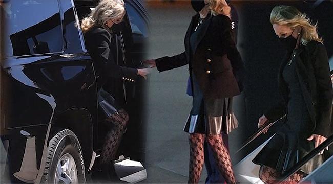 Amerika'da Yeni Trend: First Lady Çorapları