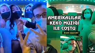 Chicago'da Keko Müziği Dinleten Türk