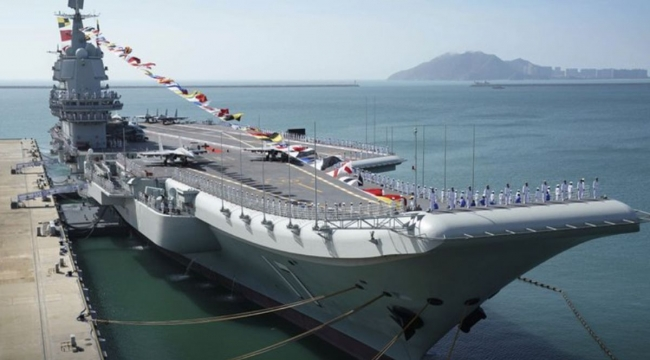 Chinese base in Africa 'big enough to host aircraft carriers'