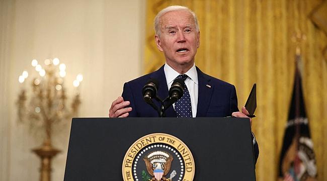'Gaf Makinesi' Biden'ın Dili Sürçtü!