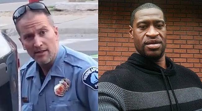 George Floyd'u Öldüren Polise Müebbet