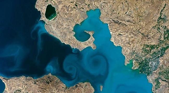 NASA Van Gölünü Seçti