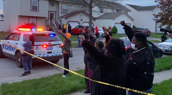 Ohio'da 16 Yaşındaki Kız Polis Tarafından Vuruldu
