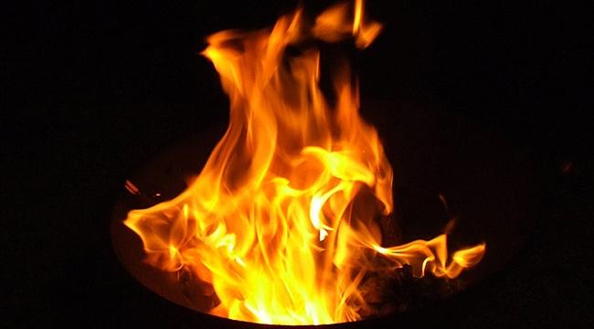 Paterson William Street'te Yangın!