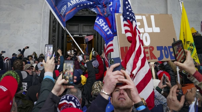 Some Trump supporters who stormed the US Capitol have claimed to be journalists
