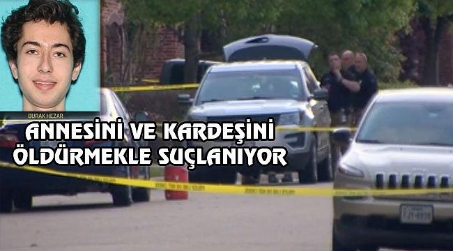 Teksas'ta 2 Türk Öldürüldü