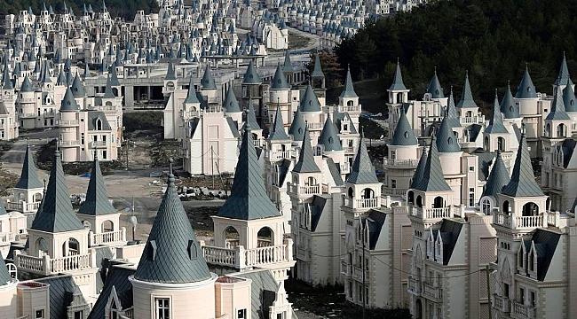 Türkiye'deki Hayalet Şehir, Meşhur Oldu