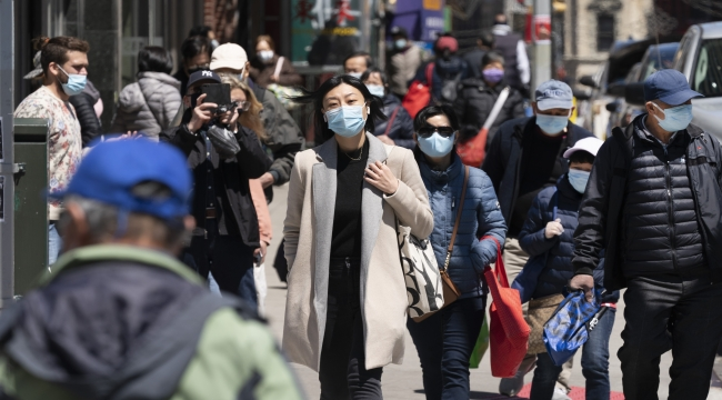 Vaccinated Americans can now remove masks outdoors: CDC