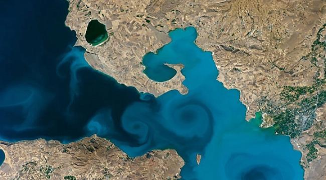 Van Gölü, NASA'nın Yarışmasında 1. Oldu