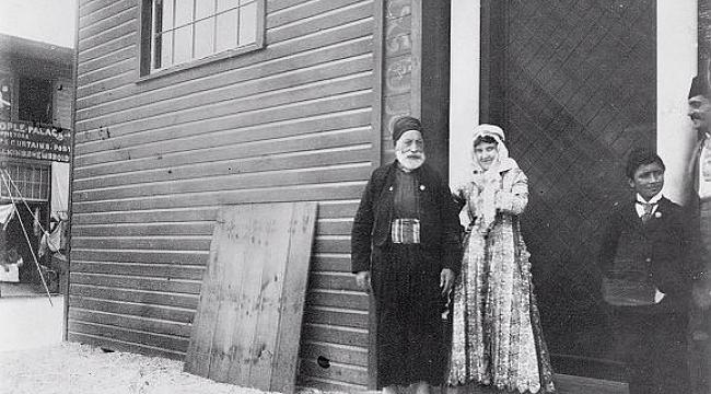 """1893 Chicago Dünya Fuarı'nda """"Padişahım çok yaşa!"""""""