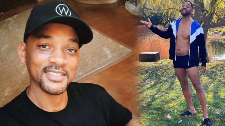 Will Smith: Hayatım boyunca bu kadar kötü görünmem