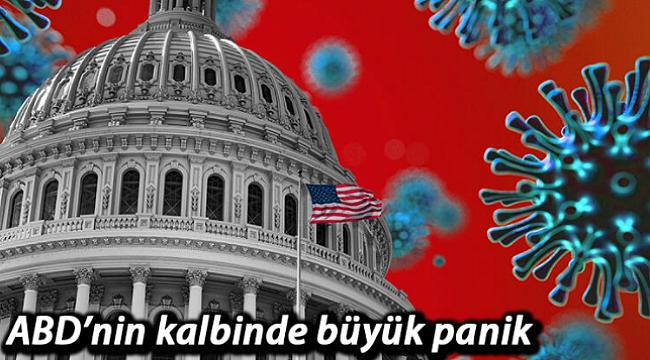 Amerika'da Corona Bitmeden Yeni Panik