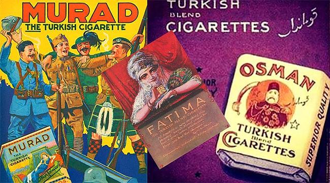 Amerika'yı Kasıp Kavuran 17 Türk Sigarası