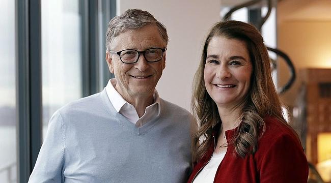 Bill Gates Eşinden Boşanıyor