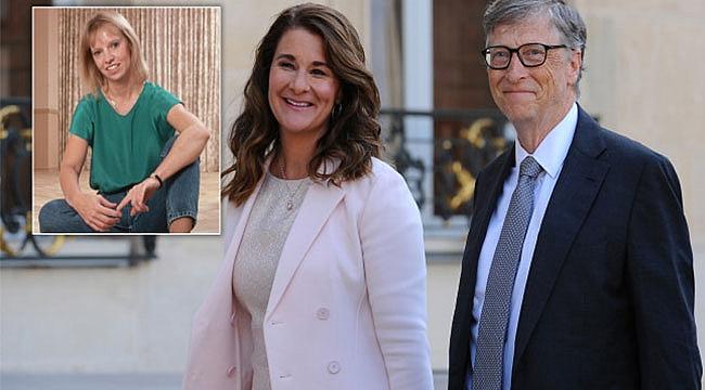 Bill Gates'in Evliliğini Eski Kız Arkadaşı Yıktı