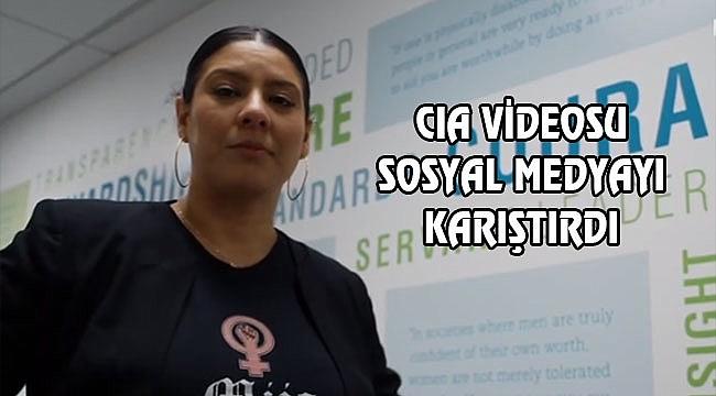 CIA'nın Videosu Ülkeyi Karıştırdı