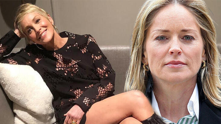 Sharon Stone o anları anlattı: Ölülerle iletişim k