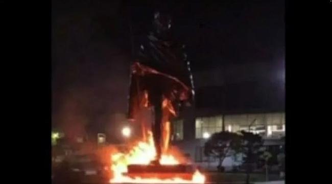 Ermeniler, 'Atatürk'ün Müttefiki' Diye Ateşe Verdiler!
