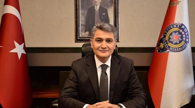 Gaziantep Emniyet Müdürü Emekliliğini İstedi