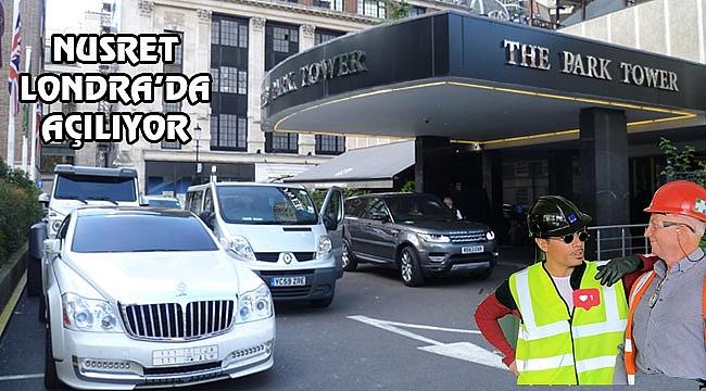 Nusret'in Londra Şubesini Açıyor