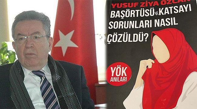 """Özcan: """"Yekta Saraç'a Karşı Çıktım ama..."""""""