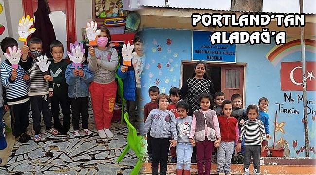 Portland'tan Adana'ya Eğitim Köprüsü