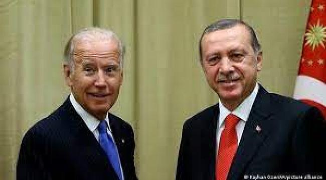 ABD'den Erdoğan-Biden Görüşmesi Öncesi Açıklama!