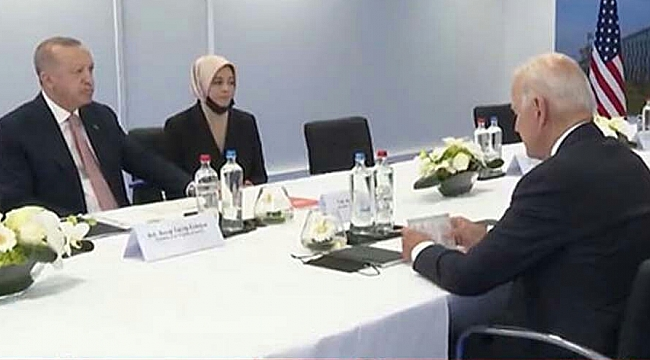 Erdoğan-Biden Görüşmesindeki Tercüman Kim?